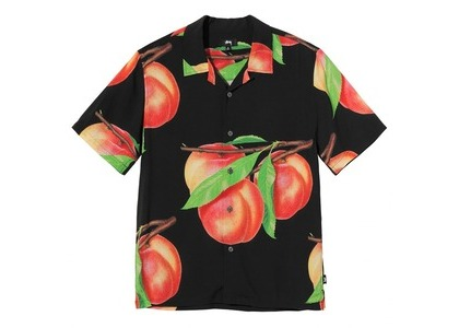 Stussy Peach Pattern Shirt Peach (SS21)の写真