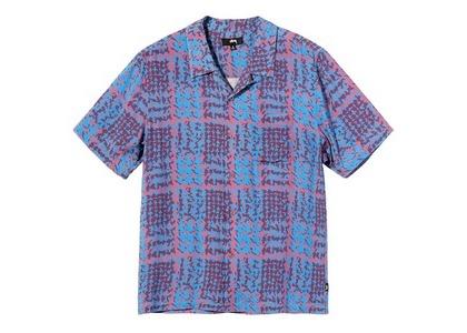Stussy Hand Drawn Houndstooth Shirt Multi (SS21)の写真