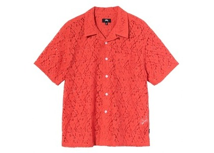 Stussy Floral Pattern Lace Shirt Floral (SS21)の写真
