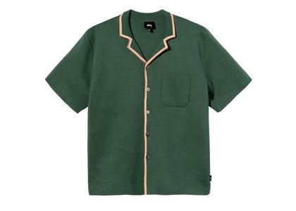 Stussy Stripe Edge Knit Shirt Stripe (SS21)の写真