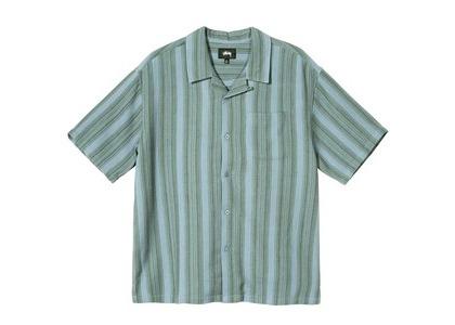 Stussy Waffle Stripe Shirt Stripe (SS21)の写真