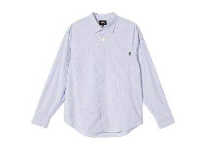 Stussy Big Button Stripe Shirt Stripe (SS21)の写真