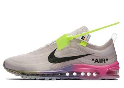 Off-White × Nike Air Max 97 Queenの写真