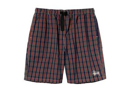 Stussy Brushed Cotton Mountain Short Check (SS21)の写真