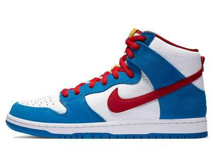 Nike SB Dunk High Doraemonの写真