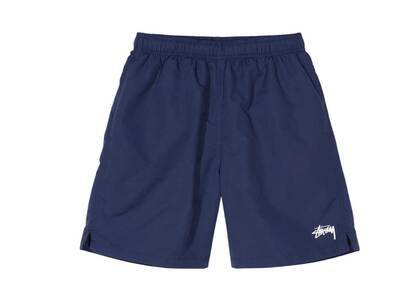 Stussy Stock Water Short Navy (SS21)の写真