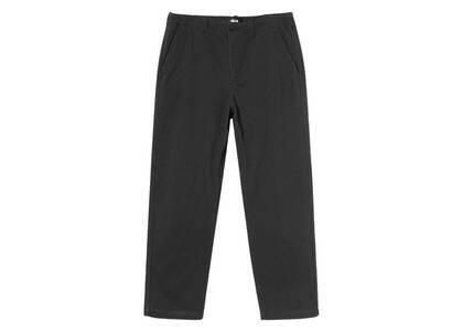 Stussy Uniform Pant Black (SS21)の写真