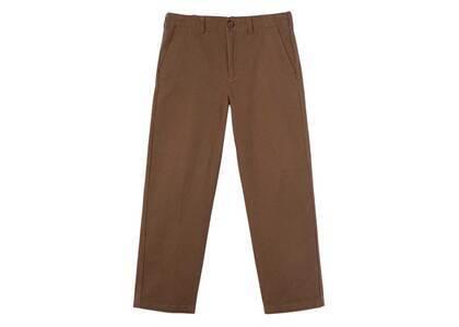Stussy Uniform Pant Brown (SS21)の写真