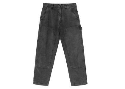 Stussy Washed Canvas Work Pant Gray (SS21)の写真