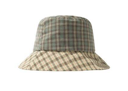 Stussy Mix Plaid Bucket Hat Check (SS21)の写真