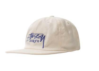 Stussy Designs Cap White (SS21)の写真