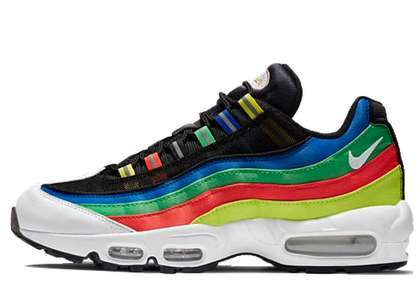 Nike Air Max 95 Hidden Message の写真