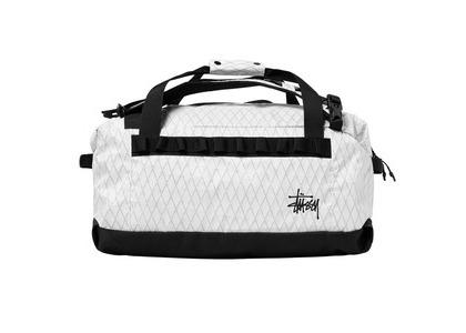 Stussy 55L Duffle Bag White (SS21)の写真