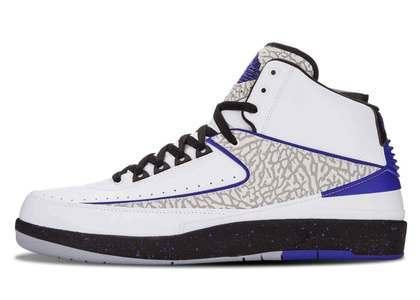 Nike Air Jordan 2 Retro Dark Concordの写真
