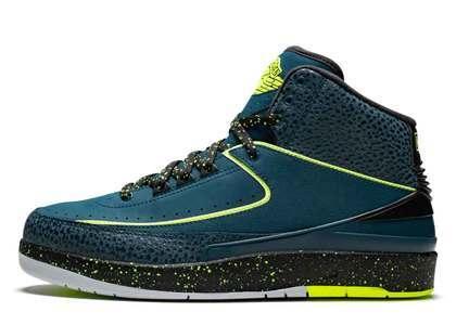Nike Air Jordan 2 Retro Nightshadeの写真