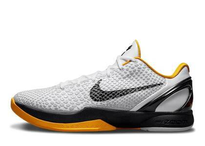 Nike Kobe 6 Protro Del Sol White Neutral Gray