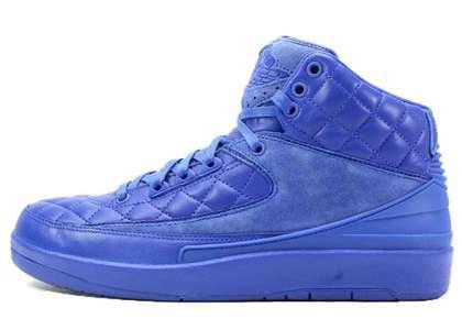 Nike Air Jordan 2 Retro Just Don Blueの写真