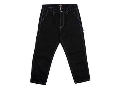 Patta × Tommy Carpenter Pants Black (SS21)
