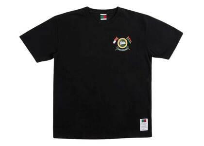 Patta × Tommy Community T Shirt Black (SS21)の写真