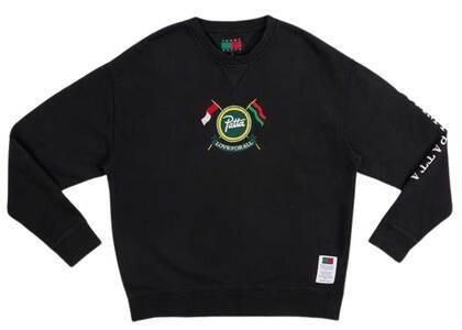 Patta × Tommy Crewneck Sweater Black (SS21)の写真