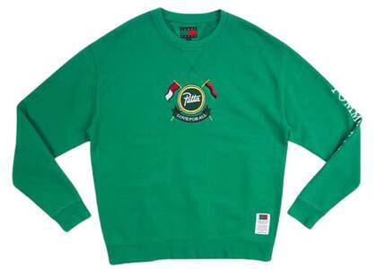 Patta × Tommy Crewneck Sweater Jelly Bean (SS21)の写真