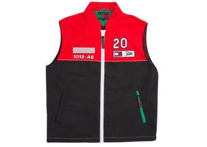 Patta × Tommy Vest Black/high Risk Red (SS21)の写真