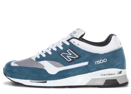 New Balance 1500 Blue White Greyの写真