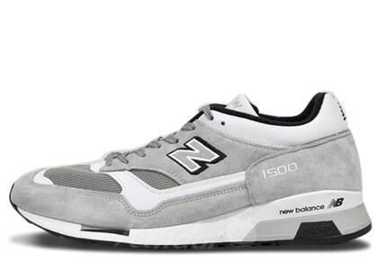 New Balance 1500 Grey White Silverの写真