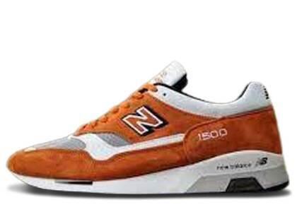 New Balance 1500 White Orangeの写真