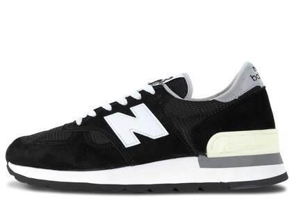 New Balance 990 Black Whiteの写真