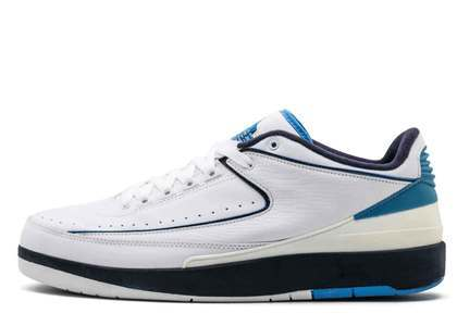 Nike Air Jordan 2 Retro Low University Blue 2004の写真
