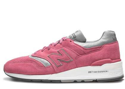 New Balance 997 Concepts Roseの写真