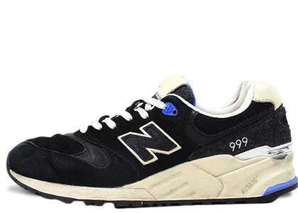 New Balance 999 Wooly Mammoth Blackの写真