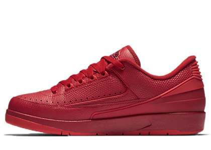 Nike Air Jordan 2 Retro Low Gym Redの写真