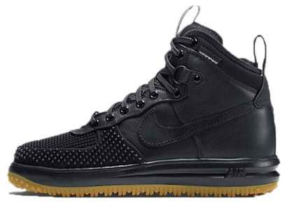 Nike Lunar Force 1 Duckboot Black Gum の写真