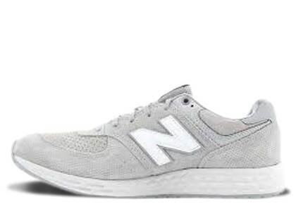 New Balance 574 Fresh Foam Grey Whiteの写真