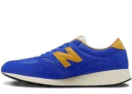 New Balance 420 Blue Tanの写真