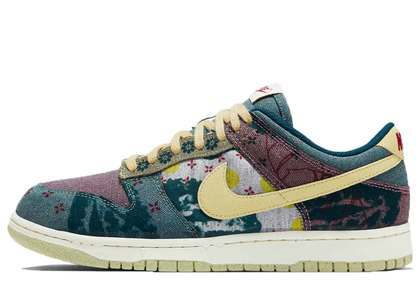 Nike Dunk Low SP Lemon Washの写真