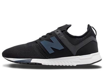 New Balance 247 Sport Black Whiteの写真