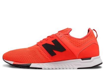New Balance 247 Sport Orangeの写真