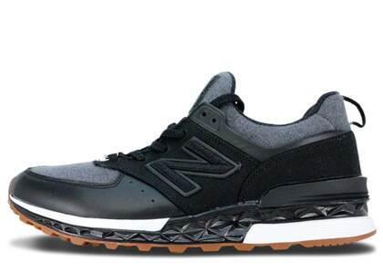 New Balance 574 Sport New Era Black Greyの写真