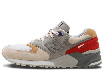 New Balance 999 Concepts Hyannis Redの写真