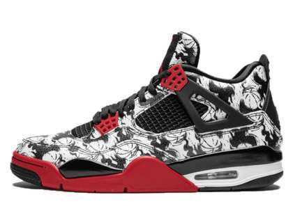 Nike Air Jordan 4 Retro Tattooの写真