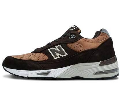 New Balance 991 Brown Tanの写真