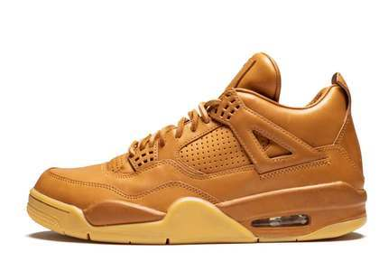 Nike Air Jordan 4 Retro Ginger Wheat の写真