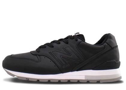 New Balance 996 Leather Black Whiteの写真