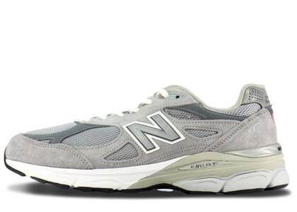 New Balance 990 V3 Kith Greyの写真