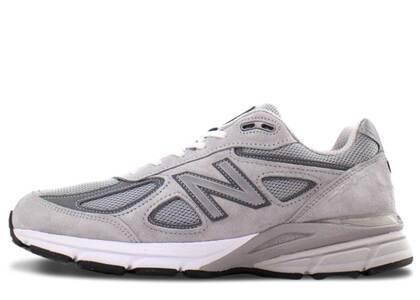New Balance 990v4 Kith Greyの写真