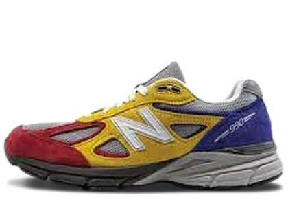 New Balance 990v4 Shoe City x Eatの写真