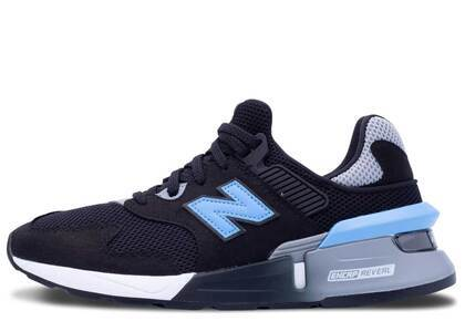 New Balance 997S Black Light Lapis Blueの写真